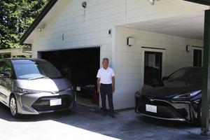 「ガソリン車が乗れる限りは……」日本人初のル・マンウイナー関谷正徳は何故ミニバンの「エスティマ」を愛し続けるのか