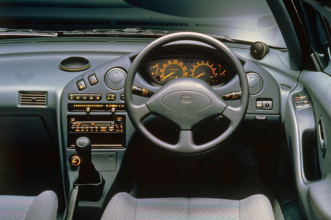 """【やんちゃなトヨタ】""""セラ""""はトヨタのやり過ぎた傑作車のトップランナー(その1)"""