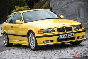 BMWの「走る歓び」を本気で味わうなら今こそ「E36型 M3」を手に入れるべき理由【中古車至難】