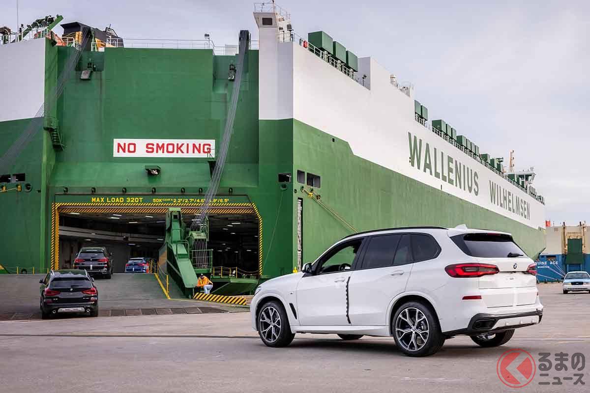 2020年アメリカの輸出ナンバーワン自動車メーカーはBMW! 7年連続の快挙