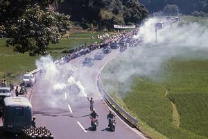 「グロリアスーパー6」「デボネア」「クラウンエイト」! 1964東京オリンピックを駆け抜けた 「聖火リレー伴走車」