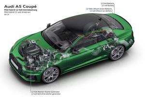 アウディ 新型「A5/S5」シリーズを発売2.0TDIも新設定