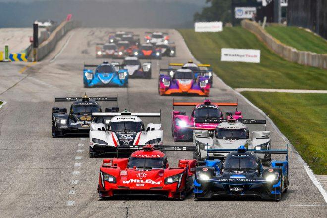 初優勝まで残り3分、ガス欠に泣いたMSR。土壇場逆転の31号車キャデラックが連勝/IMSA第8戦