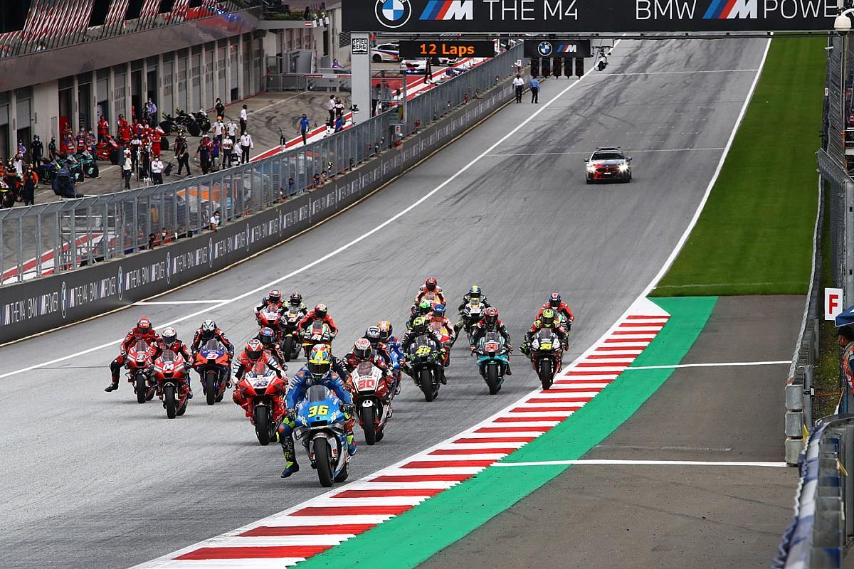 Hulu、MotoGP2021後半戦から見逃し配信を実施。単品販売で予選・決勝を見直し可能に