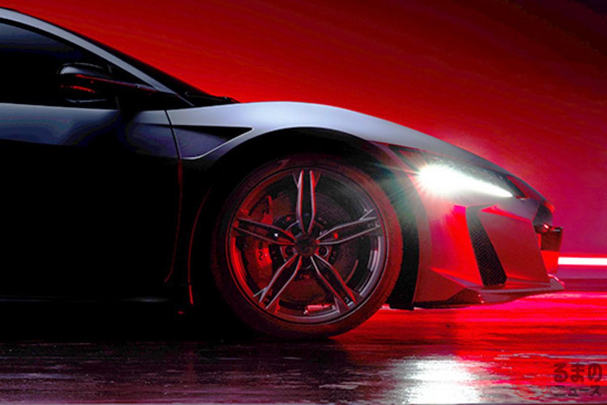 最後モデル新型「NSX Type S」世界初公開! 8/12に米国300台発売 生産終了は2022年末に
