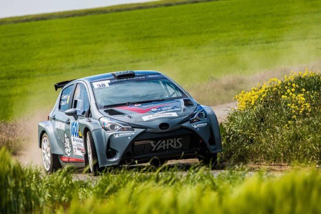フランス発『トヨタ・ヤリス・ラリー2キット』参上。ERC開幕戦でライバル勢と対決へ