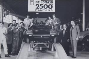 パンテーラの成功で、モデナ最大規模の自動車メーカーへ──イタリアを巡る物語 VOL.05