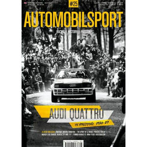 WRCに4輪駆動車の新風吹き込んだアウディ・クワトロの7年間の戦いを総括【新書紹介】