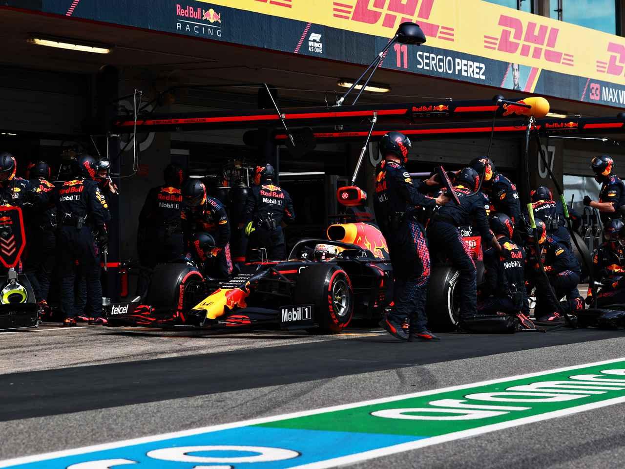 2021年F1第3戦ポルトガルGP、優勝を狙ったレッドブル・ホンダは2位、4位。メルセデスとどこに差が?【モータースポーツ】