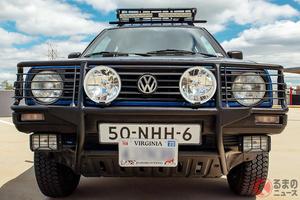 オフロード走行をこなしてデザインもカッコイイ! 悪路走破性能が高い4WD車5選