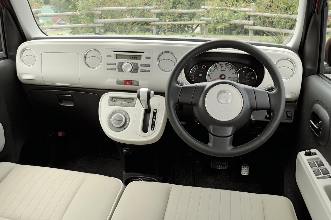 【10年ひと昔の国産車 34】ダイハツ ミラ ココアはホッとする使いやすさが魅力的だった