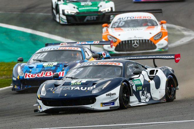 AFコルセ、地元モンツァでのDTMデビュー戦に向け「素晴らしいショーが期待できる」