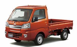 ダイハツのハイゼット トラック/カーゴとアトレー ワゴンが商品改良。燃費基準はWLTCモードに対応