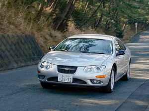 【懐かしの輸入車 13】クライスラー 300Mは2001年モデルでさらにスタイリッシュになった