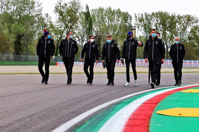 F1エミリア・ロマーニャGP、トラックリミットは3カ所で厳しく監視
