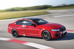 BMW マイナーチェンジした5シリーズの「M5」と「M550i xDrive」を発売