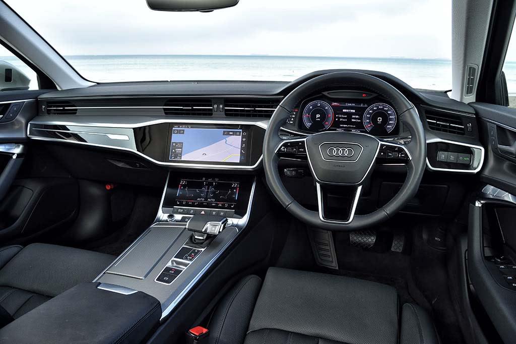 【2020年秋、ドイツ車トップ10!】「第6位・AUDI A6」ワゴン至上、最高の心地よさ