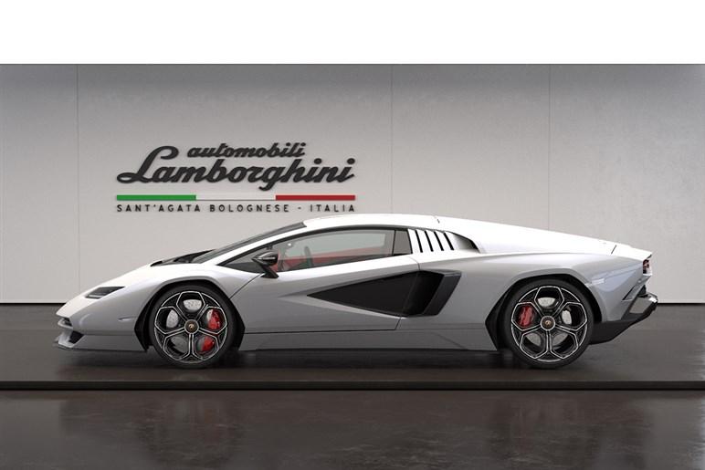 ランボルギーニが限定112台の新型カウンタックを発表! オリジナルの要素が随所にちりばめられたデザインに注目