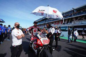 中上貴晶「あまり良い日ではなかったが、次戦もプッシュし続ける」/MotoGP第16戦エミリア・ロマーニャGP決勝