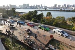 160台もの新旧スーパーカーがお台場に集結!「TOKYO SUPERCAR DAY 2020」リポート