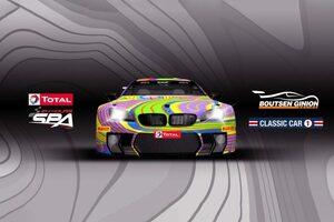 """スパ24時間:ブーツェン・ジニオン・レーシングがBMW M6 GT3の""""アートカー""""で参戦へ"""