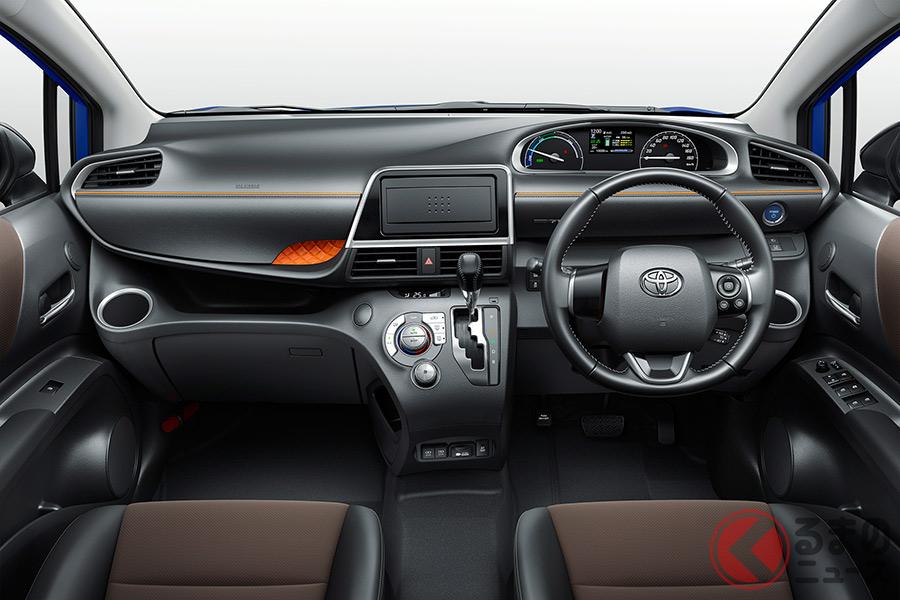 トヨタ小型ミニバン「シエンタ」なぜ大人気? 発売6年目に見せるブレない人気とは