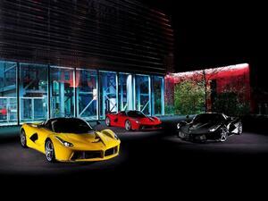 「ラ・フェラーリパワー」の提供開始。オーナー向けアフターセールスサービス