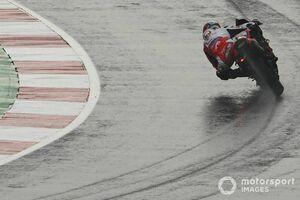 MotoGPエミリア・ロマーニャFP1:雨のミサノ、ザルコがトップタイム。戴冠かかるクアルタラロは18番手