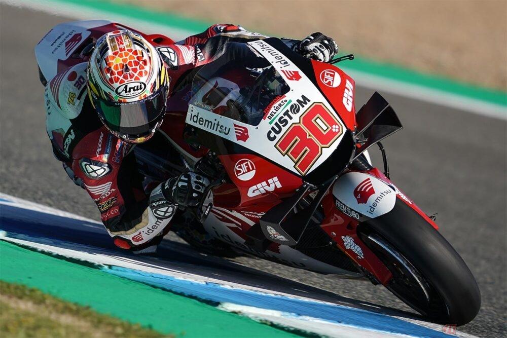 【MotoGP第4戦スペインGP】世界戦に挑む中上選手 表彰台まで0.69秒差の4位に感じた、満足とほろ苦さ