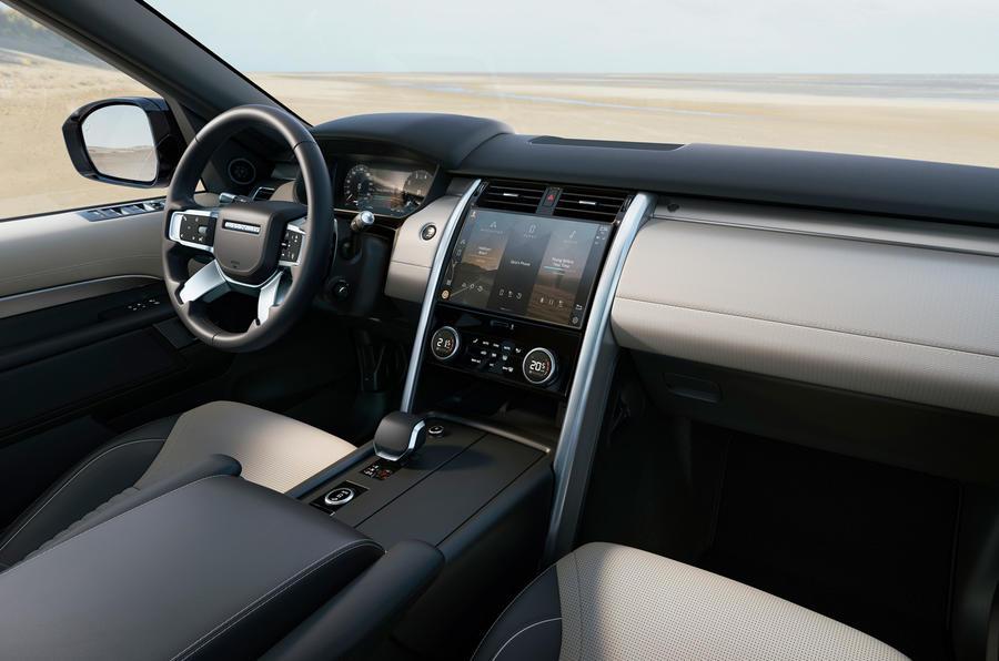 【マイルド・ハイブリッド初採用】英 新型ランドローバー・ディスカバリー デザイン、車載システムを改良