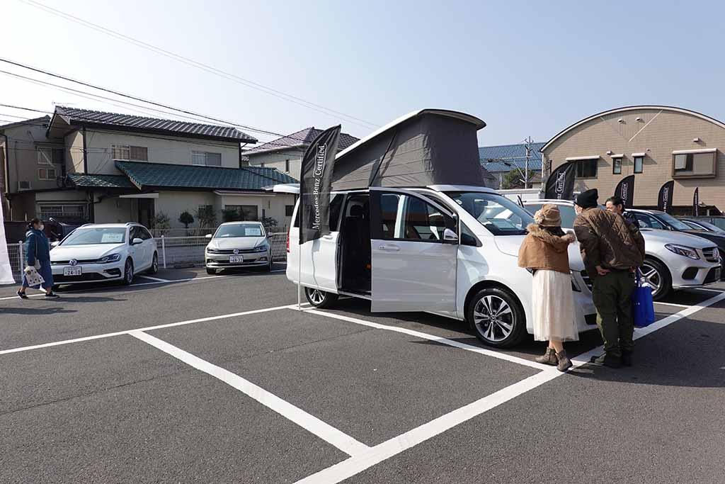 【地方モータショー探検】大分の輸入車ショーでりゅうきゅう丼に出会った