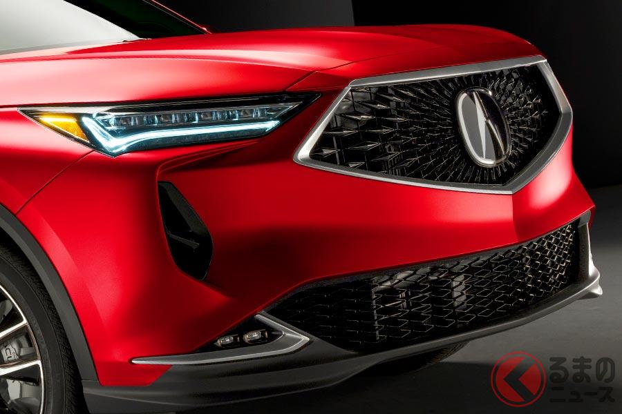 アキュラの高級3列SUV 新型「MDX」初公開! 史上最強「タイプS」も登場