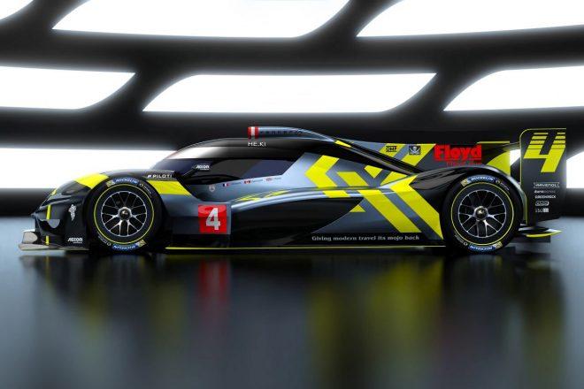 2022年のWECハイパーカークラスデビューを目指すバイコレス、新車のロールアウトは今秋を予定