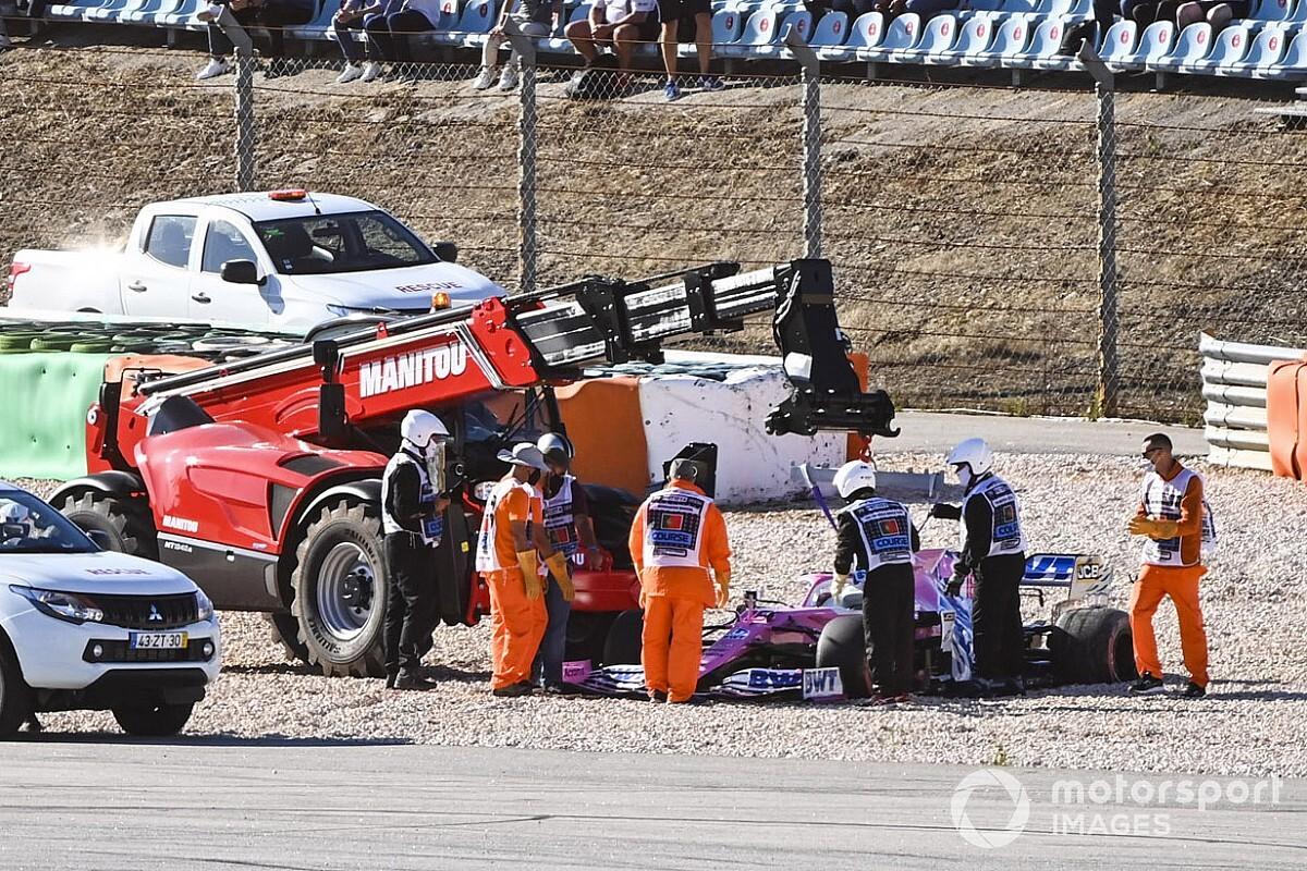 F1ポルトガルGP|FP2でフェルスタッペンとストロールがクラッシュも、「両者に責任あり」としてお咎めなしに