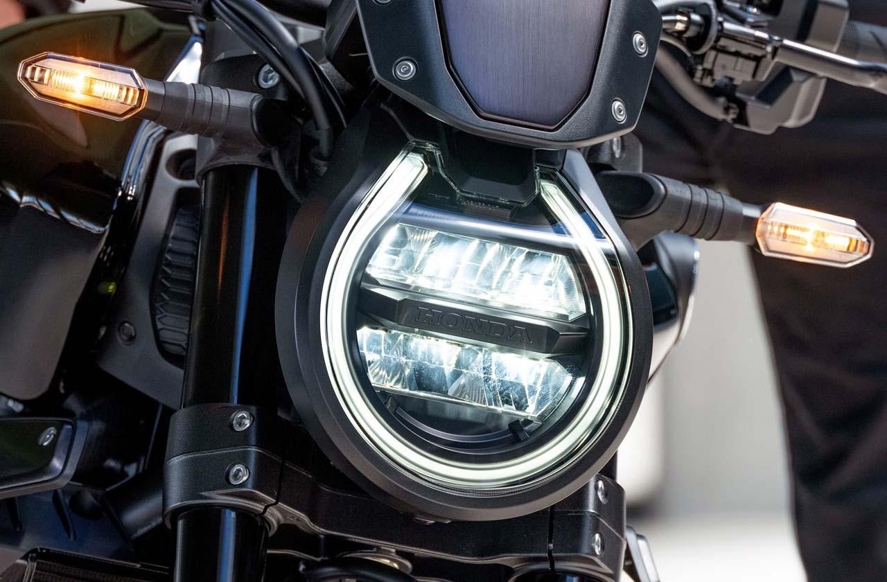 新型ホンダCB1000Rはユーロ5適合。フェイスリフト&TFTカラー液晶も獲得!
