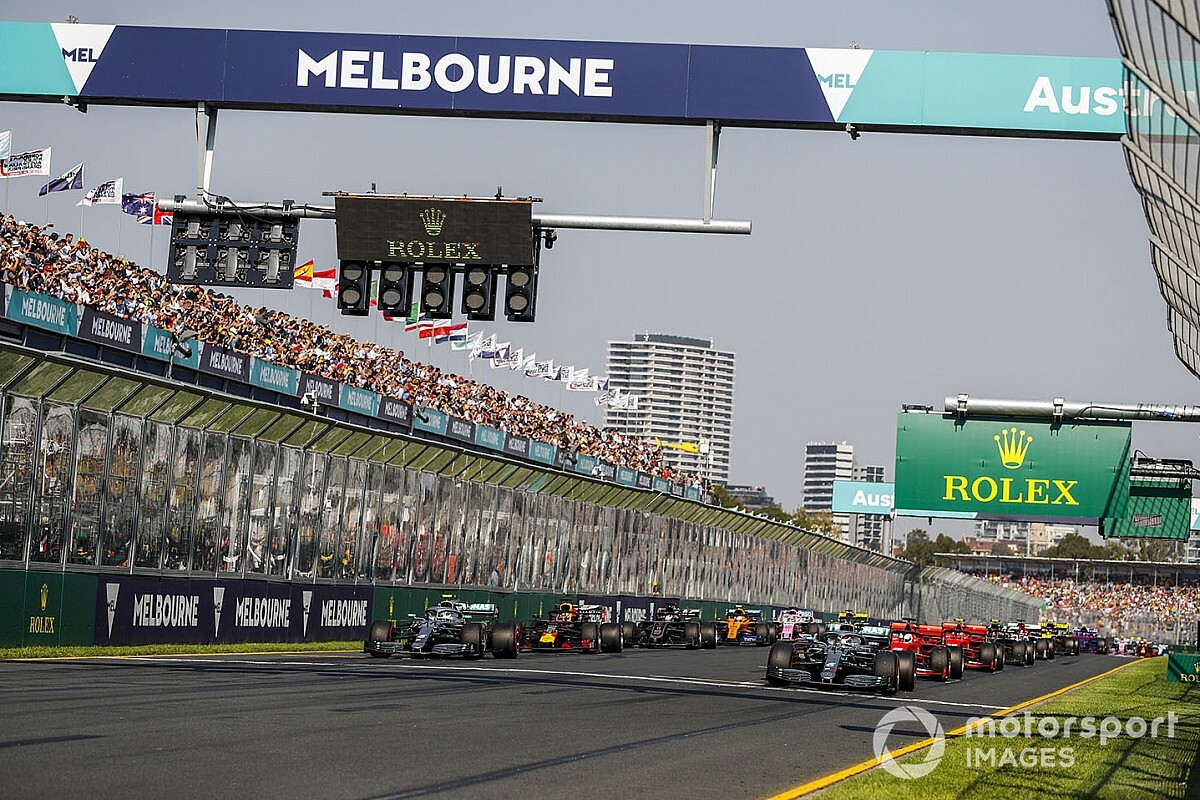 F1、2021年開催カレンダーを改訂。開幕戦はバーレーンに……オーストラリアGPは11月に延期