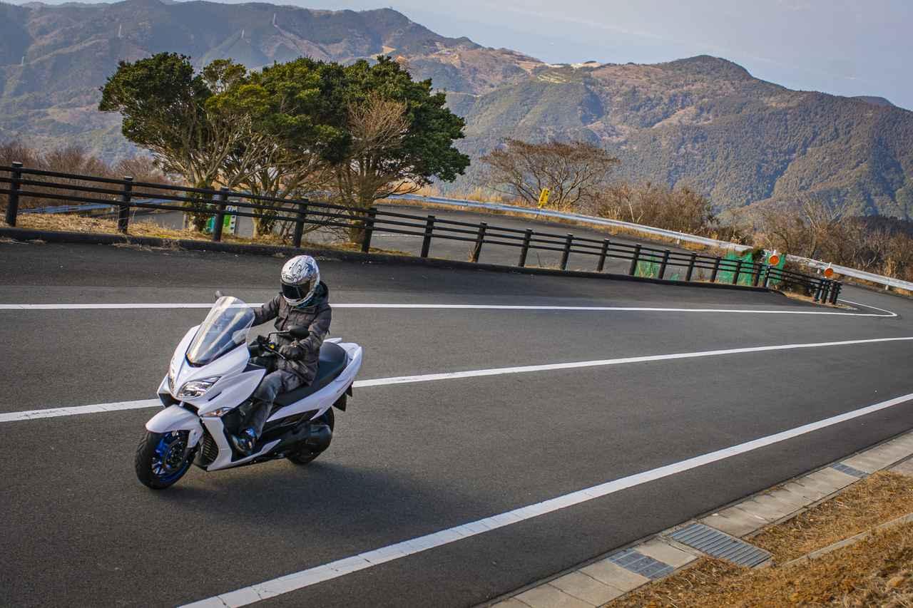 実力だけで考えると400cc以下でスズキ『バーグマン400』よりも快適なツーリングバイクは存在しないかもしれない【SUZUKI BURGMAN400/試乗インプレ 後編】