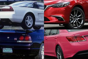 「ピンククラウン」に「パープルGT-R」! カラーリングにこだわり過ぎた国産名車「4色」