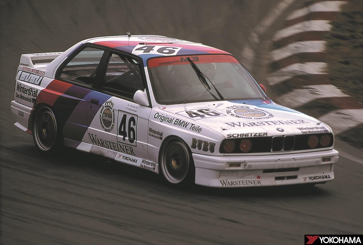 横浜ゴム「ADVAN Sport V107」が新型BMW M3&M4に純正装着タイヤとして採用! 2020年11月より納入