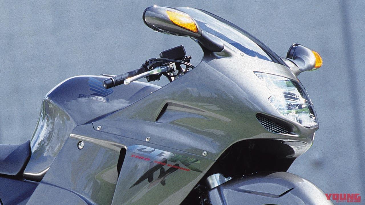 時代を切り拓いた革新のエポックマシン:ホンダCBR1100XXスーパーブラックバード
