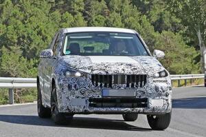 【スパイショット】次期BMW X1 2022年前半発表へ 電動モデル/EVも開発中