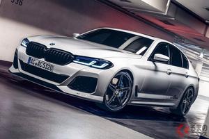 BMW「5シリーズ」のフルエアロ完成! ACシュニッツァーの最良ベース車とは