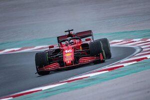 【F1第16戦無線レビュー(2)】「もしこのペースでいけたら何位だ?」首位の座を守り切ろうとしたルクレール