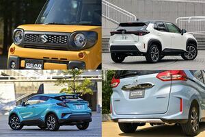 とりあえずSUV化ってあり? いま既存車種に「派生SUV」の追加が流行るワケ