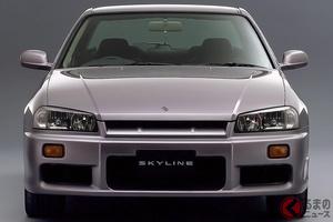 高性能車って見た目もイイ! 1990年代デビューのスタイリッシュなターボセダン3選