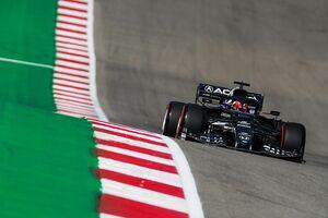 F1アメリカFP2速報:レッドブル・ホンダのペレスが最速タイムをマーク! アルファタウリ角田は16番手に沈む