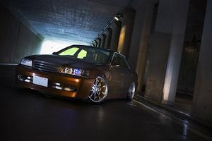 「VIP系?ドリ車? いえいえサーキット仕様です」600馬力の強心臓を搭載するJZX100チェイサー!