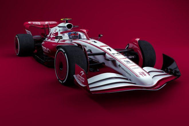 アルファロメオF1代表、2022年型新世代マシンの開発に自信「大きなチャンス。驚きのパッケージになる」