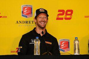 グロージャン、インディカー2年目は名門チームへ。アンドレッティ・オートスポートに加入し28号車をドライブ