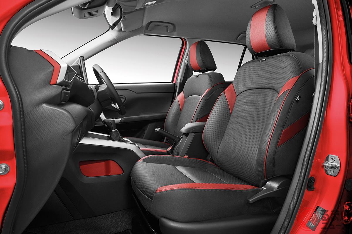 新型SUV「アティバ」爆誕!ダイハツ「ロッキー」と激似!? 突如登場した新SUVとの違いは?
